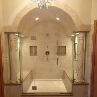 shower and wall remodel in Gretna &Omaha, NE